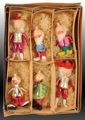 Boules De Noel Anciennes BOULES DE NOEL ANCIENNES